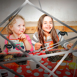 Halloween Children's Workshops