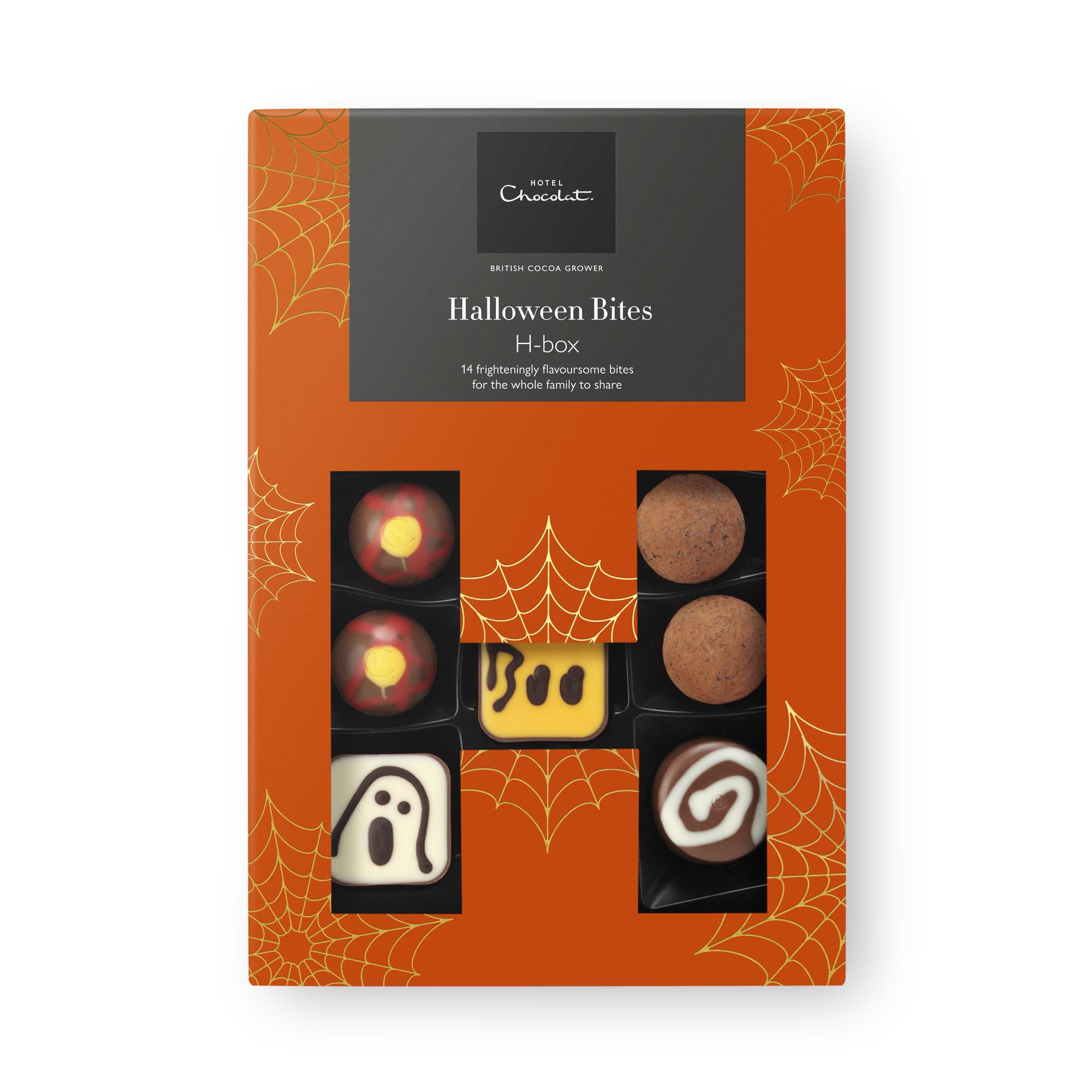 Halloween Chocolate H-Box