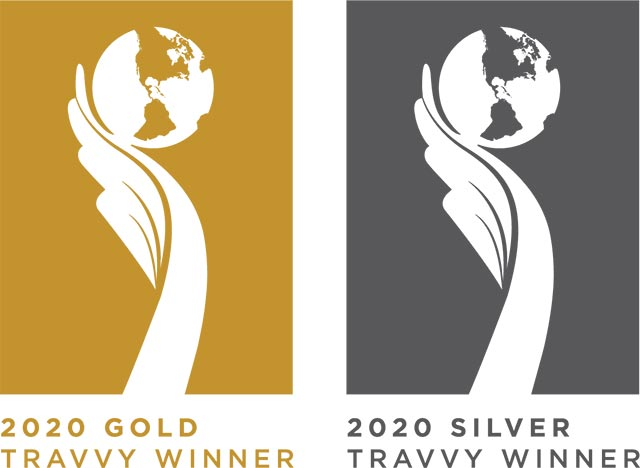 Gold and Silver Travvy Awards