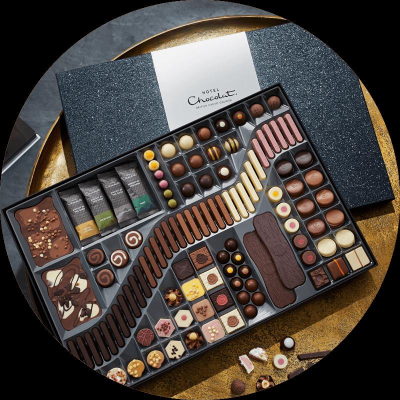 Chocolatier's Tables
