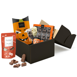 halloween chocolate hamper