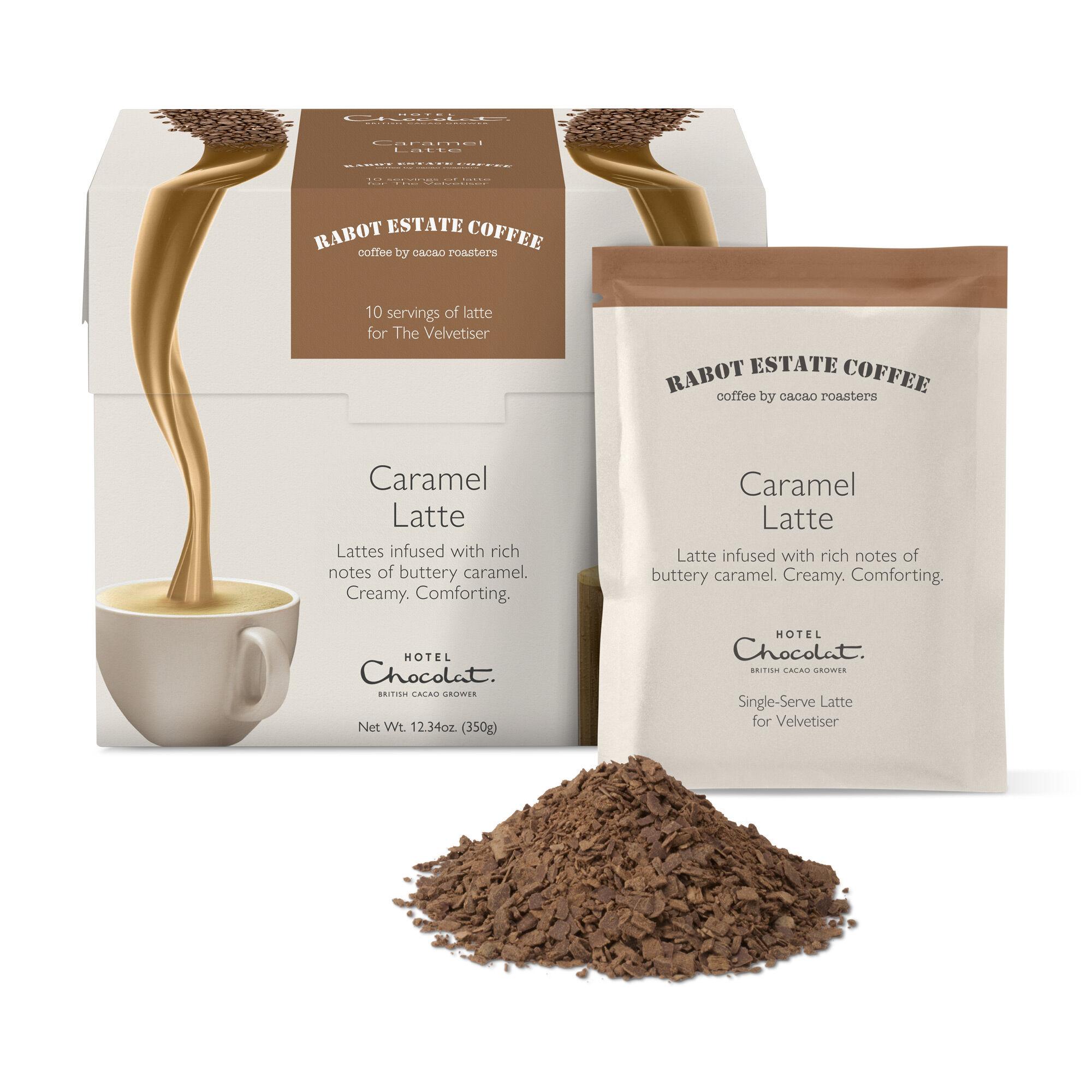 NEW Caramel Latte