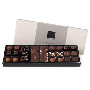 less sweet chocolate box