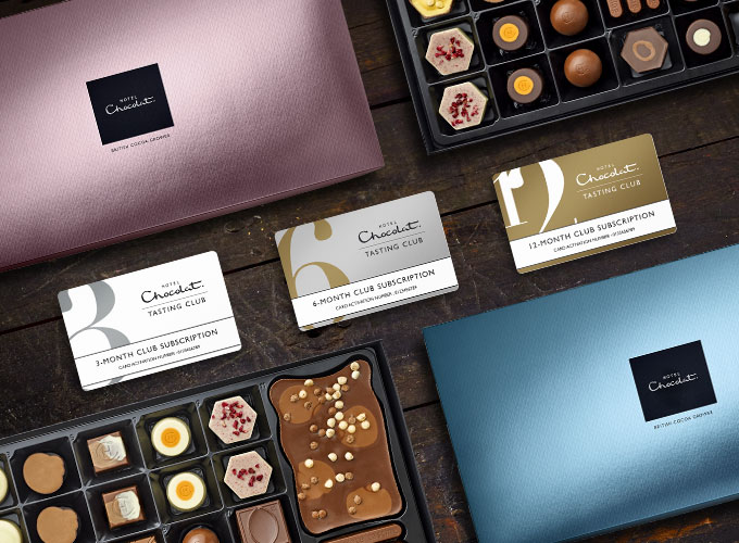 Buy A Chocolate Tasting Club Gift Subscription