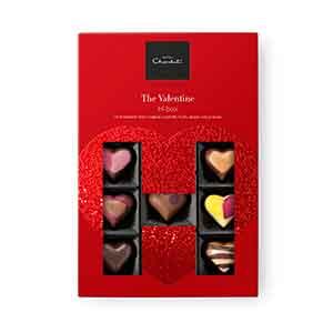 Valentine H Box