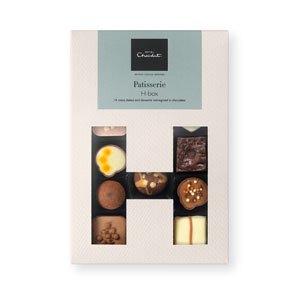 Patisserie Chocolate Box