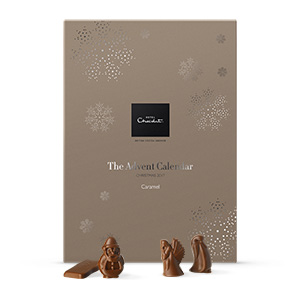 Caramel Advent Calendar