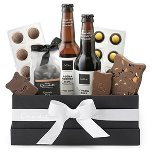 The Beer and Chocolate Hamper