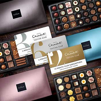 Chocolate Gift Subscriptions