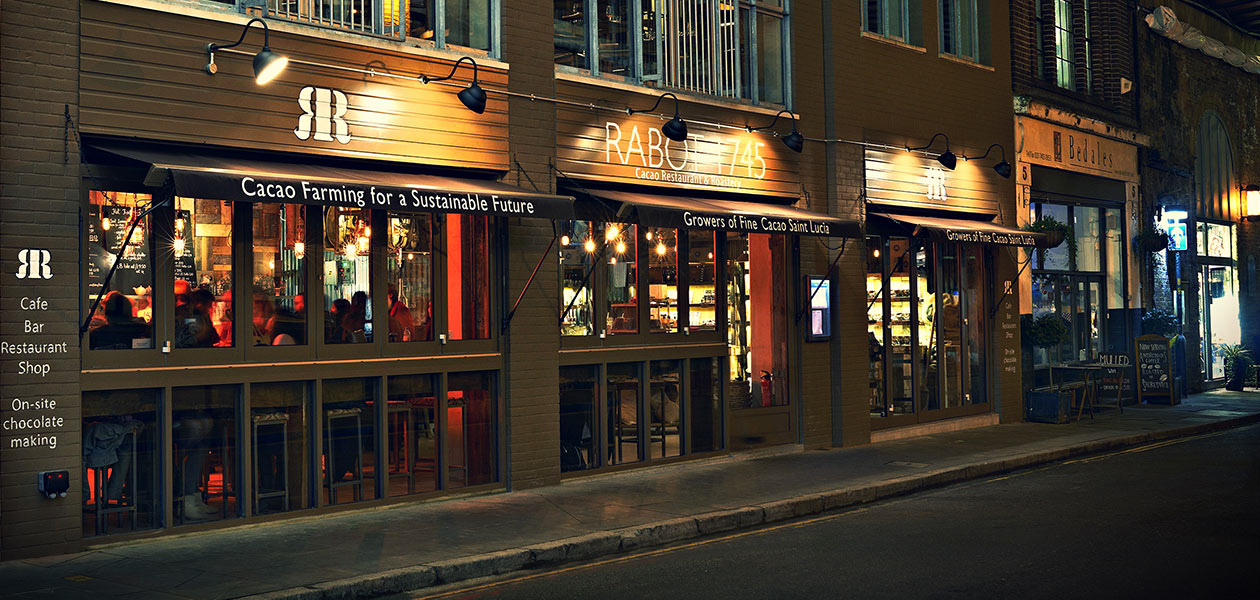 Rabot 1745 Restaurant In Borough Market London